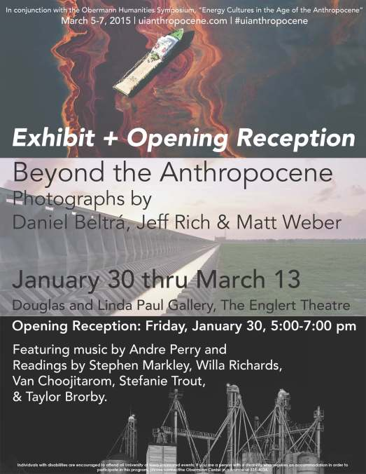 Beyond the Anthropocene.Exhibit Poster
